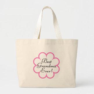 Best Grandma Ever Jumbo Tote Bag