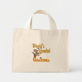 Best Grandma Ever Mini Tote Bag