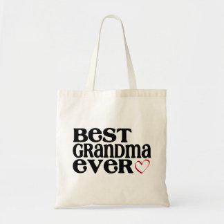 Best Grandma Tote Budget Tote Bag