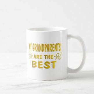 Best Grandparents Mug