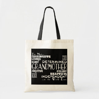 Best Greastest Grandmothers Grandmas Qualities Tote Bag