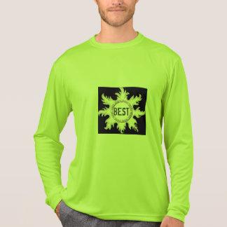 best green tshirt long