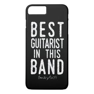 Best Guitarist (maybe) (wht) iPhone 8 Plus/7 Plus Case