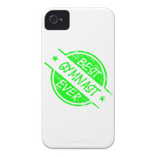 Best Gymnast Ever Green iPhone 4 Cases