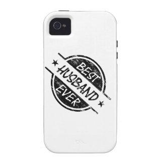Best Husband Ever Black Case-Mate iPhone 4 Case
