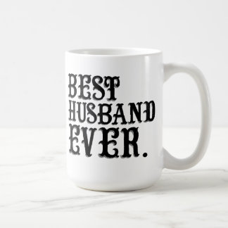 Best Husband Ever Coffee Mug