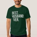Best Husband Ever Green T Shirts