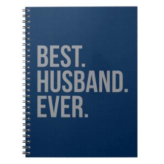 Best Husband Ever Notebook