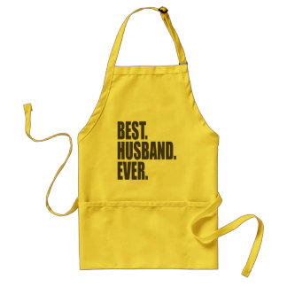 Best. Husband. Ever. Standard Apron