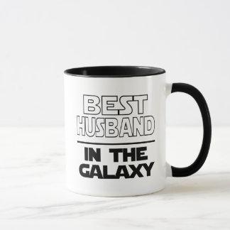 Best Husband in the Galazy Mug