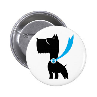 Best in Show Scottie Dog Buttons