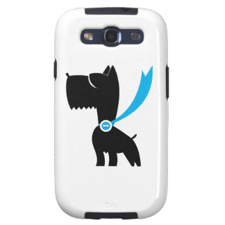 Best in Show Scottie Dog Samsung Galaxy SIII Case