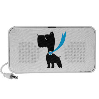 Best in Show Scottie Dog iPod Speakers