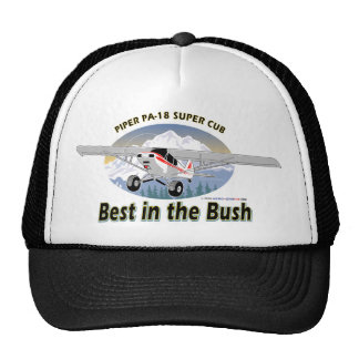 Best in the Bush - Super Cub Cap