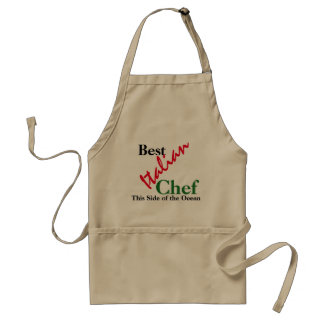 Best Italian Chef Apron