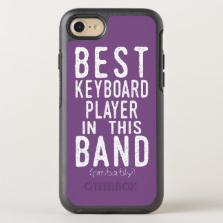 Best Keyboard Player (probably) (wht) OtterBox Symmetry iPhone 8/7 Case