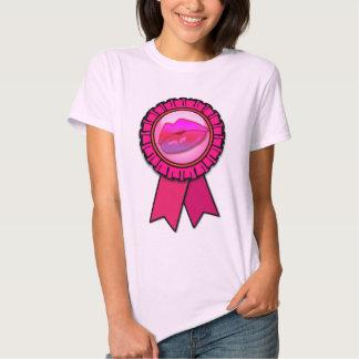 Best Kiss Award Tee Shirts