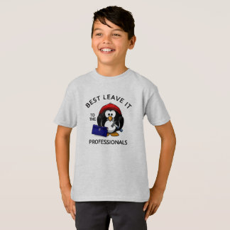 Best Leave It To The Professionals Handyman Tshirt