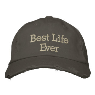 Best Life Ever Cap