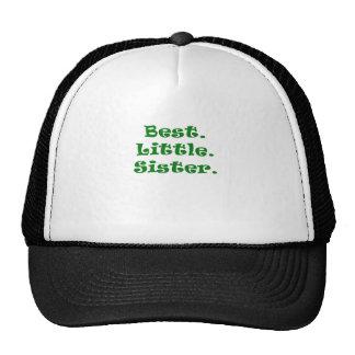 Best Little Sister Mesh Hat
