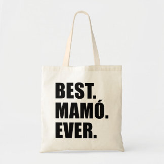 Best Mamo Ever Irish Grandmother Tote Bag
