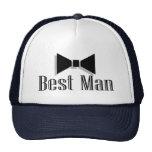 Best Man (Bow Tie 2) Hat