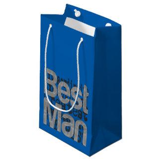 Best Man Extraordinaire Small Gift Bag