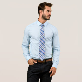 Best Man Formal Satin Stripe Tie