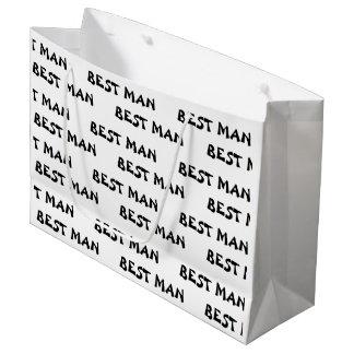 """Best Man"" Gift Bag"