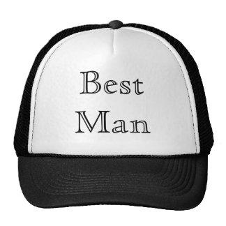 Best Man Hat