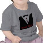 Best Man In Tux T-shirts