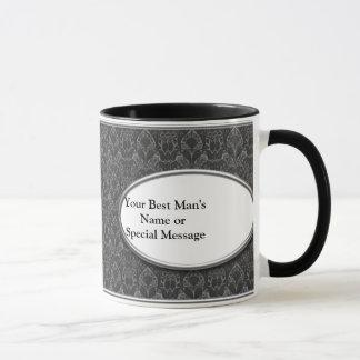 Best Man Mug, Personalized Mug