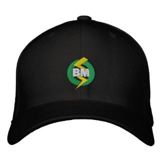 Best Man Patch Cap Embroidered Hats