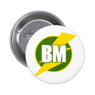 Best Man Shirts and Stuff! 6 Cm Round Badge