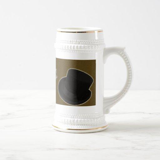 Best Man Thank You Gift - Stein Coffee Mug