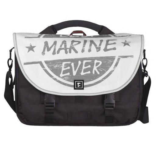 Best Marine Ever Gray Bag For Laptop