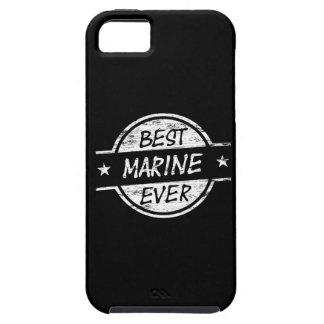 Best Marine Ever White iPhone 5/5S Cases