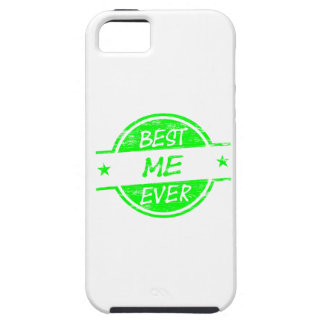 Best Me Ever Green Tough iPhone 5 Case