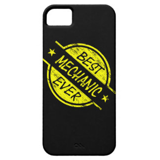 Best Mechanic Ever Yellow iPhone 5 Cases