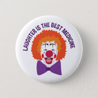 Best Medicine 6 Cm Round Badge