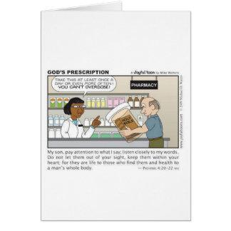 Best Medicine Card