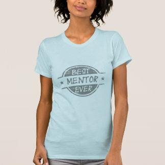 Best Mentor Ever Gray T-shirt
