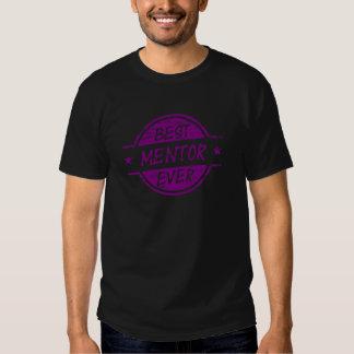 Best Mentor Ever Purple Tshirts