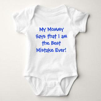 Best Mistake Ever Baby Bodysuit