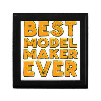 Best model maker ever gift box