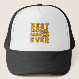 Best model maker ever trucker hat