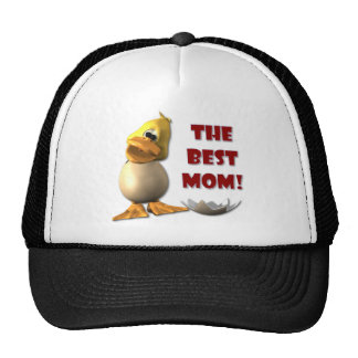 Best Mom Duck hat