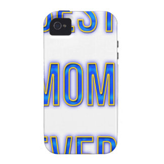 Best Mom Ever iPhone 4/4S Covers