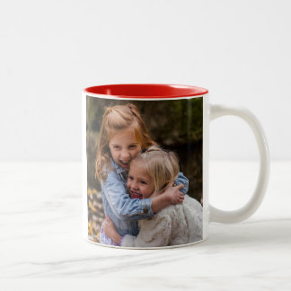 Best Mom Ever Customize Comic Book Two-Tone Coffee Mug