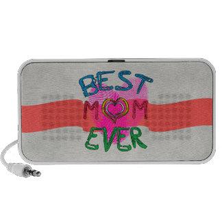 BEST MOM EVER Doodle Speaker